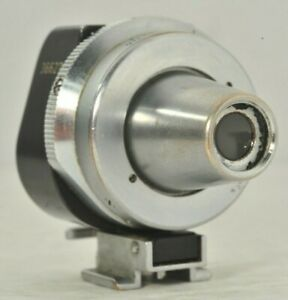 Leica VIOOH 35-135mm Universal Finder - Wear