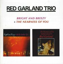 Red Garland, Red Gar - Bright & Breezy / Nearness of You [New CD]