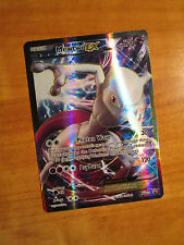 PL FULL ART Pokemon MEWTWO EX Card Black Star PROMO XY125 Premium Collection TCG