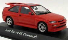 MAXICHAMPS - 940-082100 FORD ESCORT RS COSWORTH RED 1992 1:43 SCALE