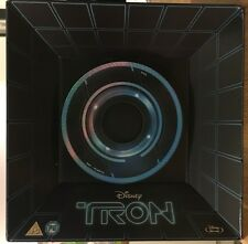 Tron & Legacy Very Limited Edition & numbered cube Blu-ray Boxset OOP Rare