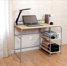 Modern Home Office Scrivania PC Computer Tavolo Workstation Libreria Scaffale di archiviazione