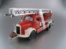 Mercedes-Benz L 3500  Feuerwehr Bensheim  Minichamps 1:43  OVP  NEU