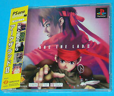Arc The Lad 2 (PSOne Books) - Sony Playstation - PS1 PSX - JAP Japan