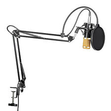 Neewer NW-800 Studio Recording Condenser Microphone with Suspension Stand Kit