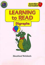 Digraphs: Educational Worksheets by Louise Porich, Greg Porich (Paperback, 2004)