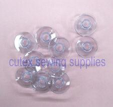 10 Plastic Bobbins For Pfaff Expression 2.0, 3.0 & Creative Vision #820793096