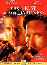NEW FACTORY SEALED The Ghost and the Darkness (DVD, 1998)