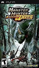 Monster Hunter Freedom Unite, (PSP)