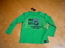 SO 12 - Maglia a maniche lunghe, Verde V. V. Mills TGL gr.122-146