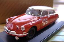 1/43 Vitesse (Portugal) Citroen DS 19 Monte Carlo 1959