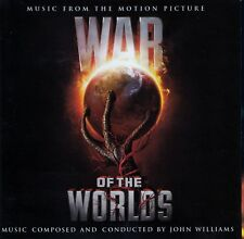 WAR OF THE WORLDS - MUSIC FROM THE MOTION PICTURE - MUSIC BY JOHN WILLIAMS / CD