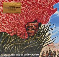 "JIMI HENDRIX - MERRY CHRISTMAS AND HAPPY NEW YEAR, 10"" vinyl EP, 1500 COPIES!"
