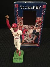 Ozzie Smith Action Figure St. Louis Cardinals
