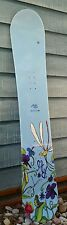 "LTD Muse 149 cm / 57 1/4""  Snowboard Versaflex Wood Core Limited Snow Boards"