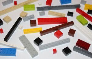LEGO® Steine Auswahl - Farben Größen und Mengen - Basic