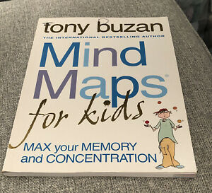 Mind Maps for Kids - Max your Memory and Concentration,Tony Buzan