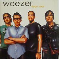 WEEZER : DOPE NOSE ( ALBUM VERSION ) - [ RARE CD SINGLE PROMO ]