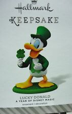 HALLMARK 2014 Lucky Donald Duck A Year of Disney Magic NEW in Box
