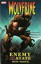 Wolverine Enemy of the State Ultimate Collection Marvel TPB Paperback