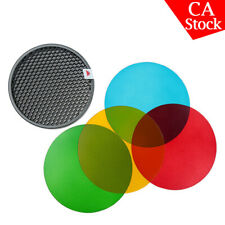 Godox AD-S11 Honeycomb Grid Cover Color Gel For AD180 AD360II AD200 Flash
