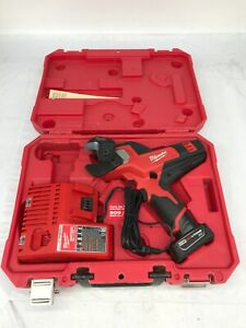 Milwaukee 2472-21-XC M12™ 600 MCM Cable Cutter Kit, GR