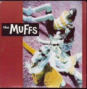 """The Muffs – Big Mouth. 7"""". Pic Sleeve. Mint"""