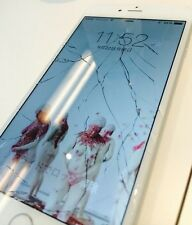 Sostituzione riparazione schermo rotto vetro + touch + lcd screen per iPhone 6