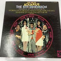 The Age Of Aquarius The 5th Dimension Liberty Records Vinyl SCS-92005