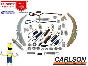 "Complete Rear Brake Drum Hardware Kit for Chevy P30 Van 1968-1973 w 13"" Drums"
