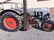 Traktor Oldtimer Eicher 1960 Baujahr
