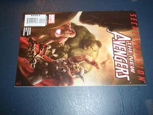 NEW AVENGERS #40 1st VERANKE Skrull Queen Secret Invasion 2005