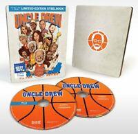 New Sealed Uncle Drew Steelbook Blu-ray + DVD + Digital HD