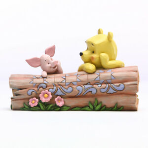 Jim Shore Disney Traditions Pooh and Piglet Figurine 6005964