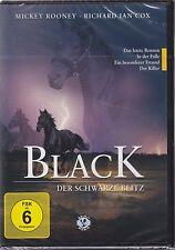 DVD - Black - Der schwarze Blitz (4) - NEU !