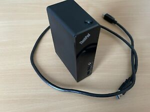 Lenovo ThinkPad USB 3.0 Docking Station Model DU9019D1 Compatible To All Laptops