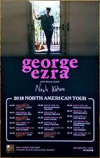 GEORGE EZRA Staying At Tamara's 2018 Tour Ltd Ed RARE Poster +FREE Rock Poster!