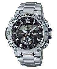 Casio G-shock G-Acero De Carbono Núcleo GSTB 300SD-1A Plata Reloj De Acero Inoxidable 2020
