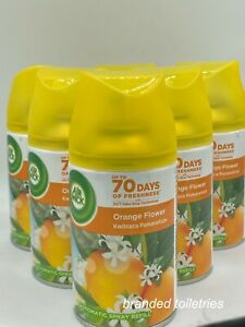 Airwick Air wick  Freshmatic Spray orange citrus Freshener refills
