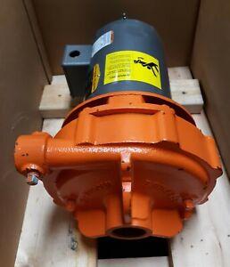Pentair BERKELEY B54486S B1WPS Centrifugal Pump 1 x 1.5 x 7, 3HP 208-230/460V