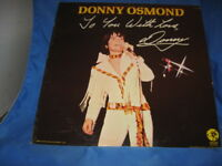Donny Osmond To You With Love 1971 LP SE 4797 [INV-11]