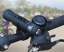 5in1 Fahrrad Licht Lampe mit Bluetooth Lautsprecher Powerbank Radio Ersatz Akku