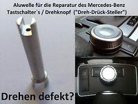 Repair Shaft axis joystick Mercedes E-Klass W204 W212 C-Class Comand Controller
