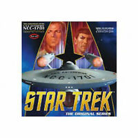 Polar Lights Star Trek TOS Enterprise 50th Anniversary Edition