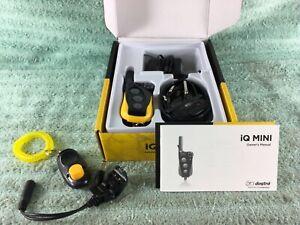 Dogtra iQ Mini 400 Yard Range Small Dog Remote Training Collar