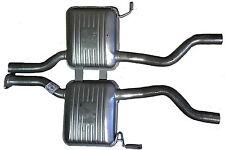 Ford Escort Cosworth 4wd Centre Section STD OE Exhaust Replica