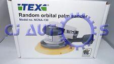 Random orbital INDASA Tex da Palma Sander Aire Alimentado NCNA vacío - 130 Máquina De Lijado