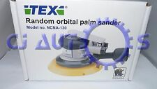 "INDASA TEX RANDOM ORBITAL DA PALM AIR SANDER VACUUM NCNA-130 SANDING 150mm 6"" IN"