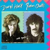Daryl Hall & John Oates Ooh yeah! (1988) [CD]