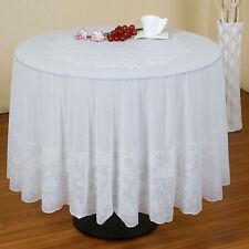 Markenlose Tischdecken mit Weihnachts-Thema aus PVC